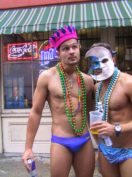 ambiguously gay duo. Not the Ambiguously Gay Duo